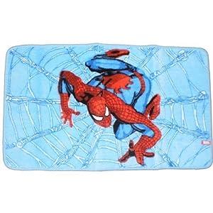 Spiderman Kids Bath Rug