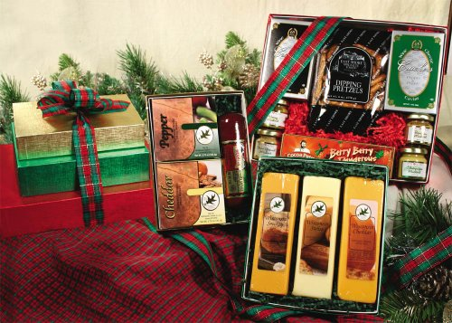 Grand Tower Sausage and Cheese Samplers Gift