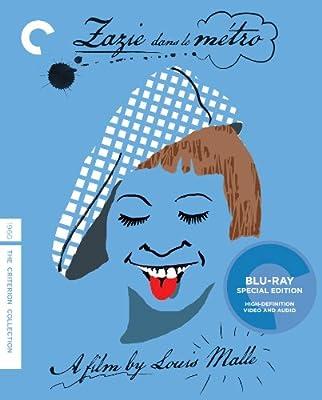 Zazie dans le métro (The Criterion Collection) [Blu-ray]