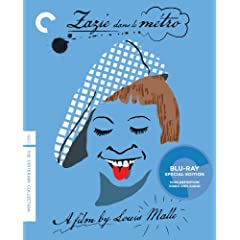 Zazie dans le metro (The Criterion Collection) [Blu-ray]