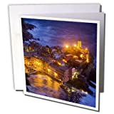 3dRose 8 x 8 x 0.25 Inches Greeting Cards, Set of 6, Italy Cinque Terre - Jaynes Gallery (gc_82074_1)