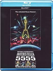 Interstella 5555 - Blu-Ray [DVD]