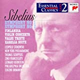 Sibelius: Symphonies Nos 1 & 2/Violin Concerto