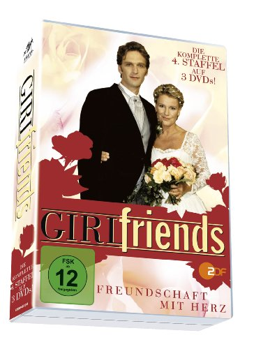 Girlfriends - die komplette 4. Staffel (3DVDs)