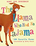 The Llama Who Had No Pajama (Turtleback School & Library Binding Edition) (1417746572) by Hoberman, Mary Ann