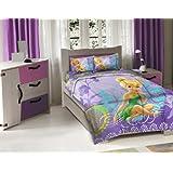Disney Tinkerbell Fairy Wonder Licensed Twin Bedding Comforter Set