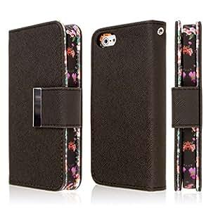 EMPIRE KLIX Klutch Designer Wallet Cases for Apple iPhone 5S