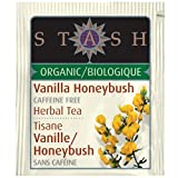 Organic Vanilla Honeybush Herbal Tea