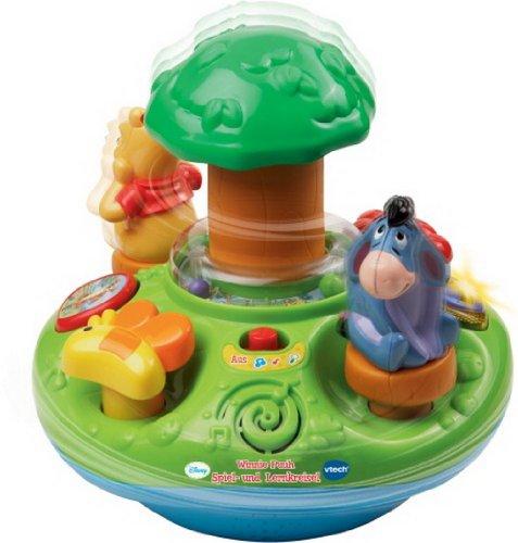 Winnie Puuh Spiel- und Lernkreisel, 1 Stück