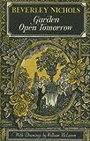 Garden Open Tomorrow (0434512001) by Nichols, Beverley