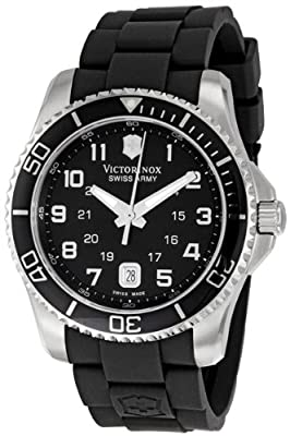 Victorinox Swiss Army Men's 241435 Maverick G Black Dial Watch