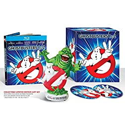 Ghostbusters / Ghostbusters II (Limited Edition Gift Set) [Blu-ray]