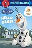 Hello, Olaf! (Disney Frozen) (Step into Reading)
