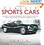 Classic Sports Cars 2014: 16 Month Ca...