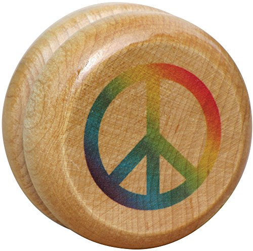 Wooden Peace Yo-Yo - Made in USA