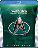 Star Trek: The Next Generation - Season 4 [Blu-ray] [Import]