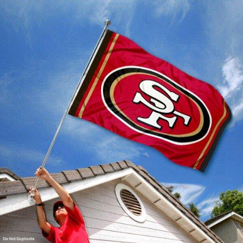 49ers Flag, San Francisco 49ers Flag, 49ers Flags, San Francisco ...