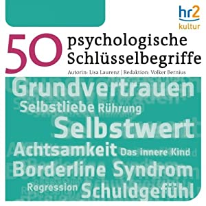Psychologische Schlüsselbegriffe Audiobook