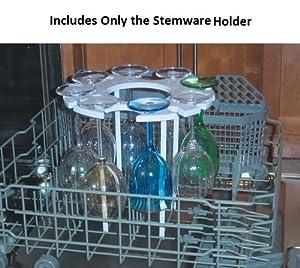 Dishwasher Stemware Holder Wine Glass by Chef's Kitchen