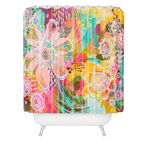 Deny Designs Stephanie Corfee Swoon Shower Curtain front-480549