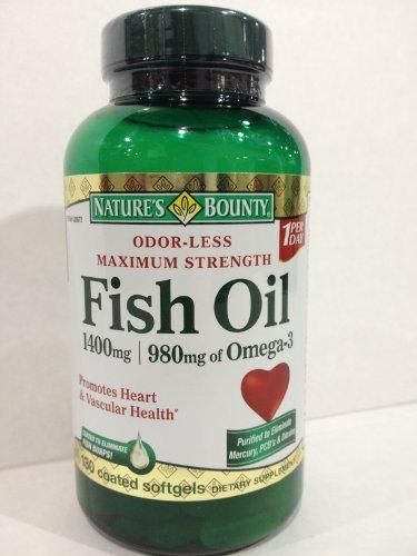 Mega 3 Fish Oil
