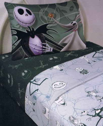 the nightmare before christmas bedroom decor