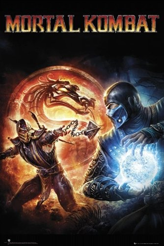 mortal-kombat-scorpion-subzero-xbox-360-ps3-video-game-poster-24-x-36-inches