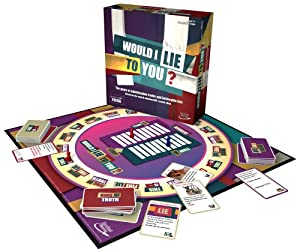 Would I Lie To You? Board Game from Would I Lie To You? Board Game