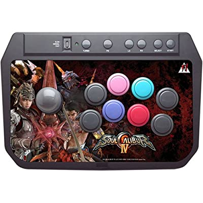 soul calibur iv sc4 fighting stick limited