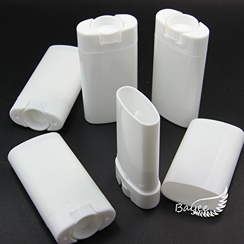 10-leere-bayee-stuck-dosen-neue-deo-oval-lip-balm-tubes-white-15-ml
