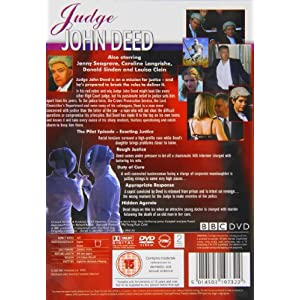 Judge John Deed - Series 1 and Pilot [Import anglais]