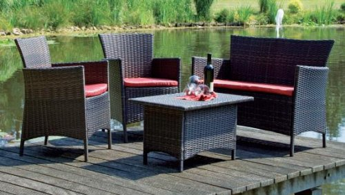 Sitzgruppe Lounge Set Gartenmobel Tisch Sofa Sessel Gunstig Bestellen