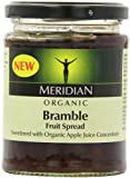 Meridian Organic Bramble Fruits Spread 284 g (Pack of 6)