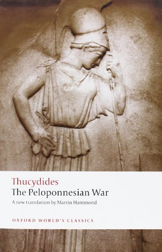 essays on the peloponnesian war View this essay on why did athens lose the peloponnesian war according to hansen in a war like no other one reason athens lost was because it fought not just.
