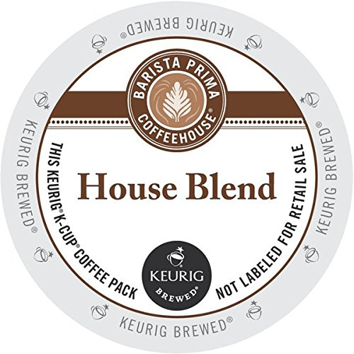 Barista Prima House Blend K-cup for Keurig Brewers, 24 Count (Keurig Barista House Blend compare prices)