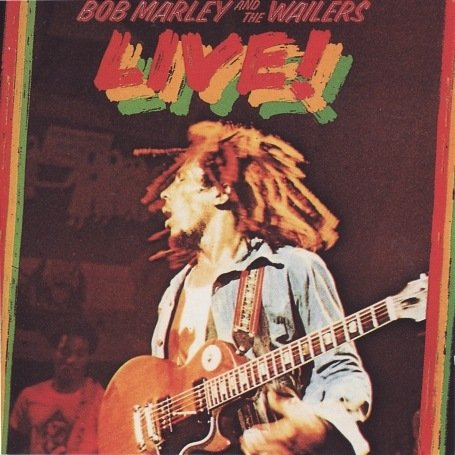 Bob Marley & The Wailers - Live! At The Lyceum (1975) - Zortam Music