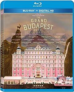The Grand Budapest Hotel (Bilingual) [Blu-ray]