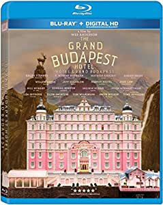 The Grand Budapest Hotel (Bilingual) [Blu-ray]