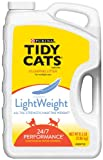 Tidy Cat Scoop 24/7 Performance Light Weight Litter, 8.5-Pound, 2-Pack