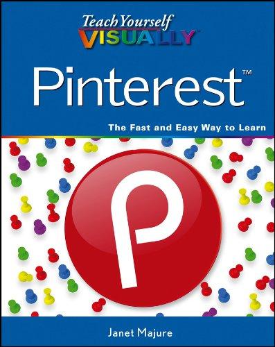 Teach Yourself VISUALLY Pinterest (Teach Yourself VISUALLY (Tech))