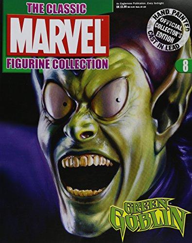 Classic Marvel Figurine Collection Magazine #8 Green Goblin PDF