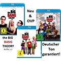 The Big Bang Theory Staffel 1, 2 & 3 (Blu-ray)