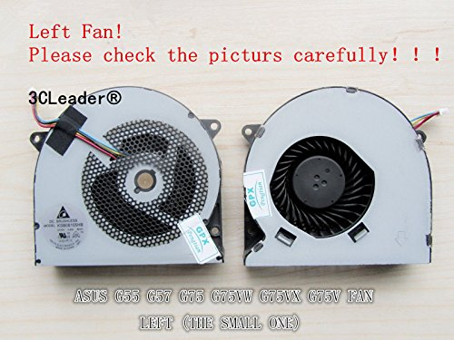 how to clean fan g75v asus