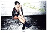 Rita Ora Signed Autographed A4 Photo Print Poster