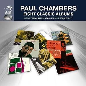 Eight Classic Albums [Audio CD] Paul Chambers