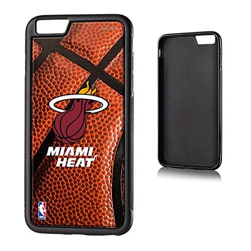 NBA Keyscaper Bump Feel (Apple iPhone 5S/5/SE) Miami Heat (Miami Heat Iphone 5s Case compare prices)