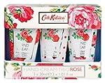 Cath Kidston Rose Hand Cream Trio
