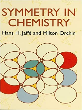 Symmetry in Chemistry (Dover Books on Chemistry) written by Hans H. Jaff%C3%A9