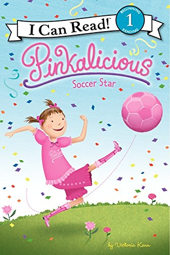 Pinkalicious: Soccer Star (I Can Read Level 1) (Pinkalicious I Can Read compare prices)