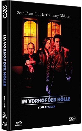Im Vorhof zur Hölle - uncut (Blu-Ray+DVD) auf 444 limitiertes Mediabook Cover A [Limited Collector's Edition]